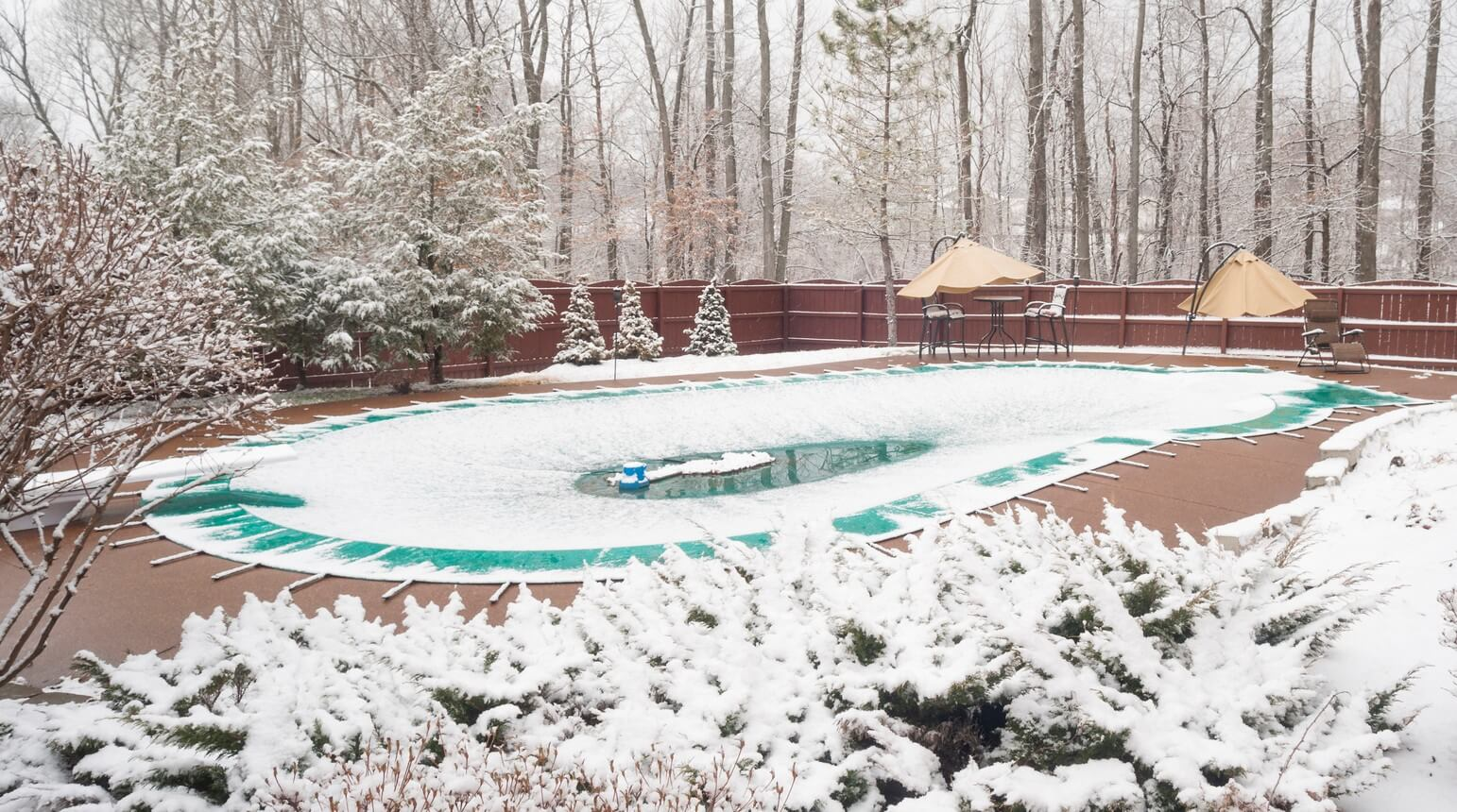 Winterizing Pool: Preparing Your Swimming Pool For Winters